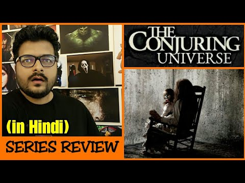 Download The Conjuring Universe - Series Review   The Conjuring 1, 2 & Annabelle - Movie Review