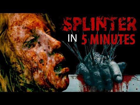 SPLINTER In 5 MINUTES | Horror Recaps | Ep. 6
