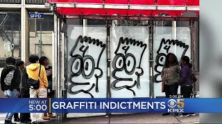 SF's Most Prolific Taggers Hit With 52 Felony Indictments