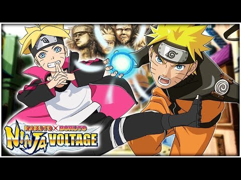 Naruto X Boruto Ninja Voltage: Ele voltou!!! Dicas para começar ou voltar BEM!!! - Omega Play