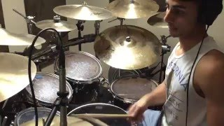 You are God alone - William McDowell (Drum cover) By: Jesus Velasquez
