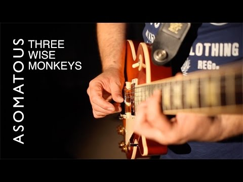 Asomatous  -Music Video by the THREE WISE MONKEYS