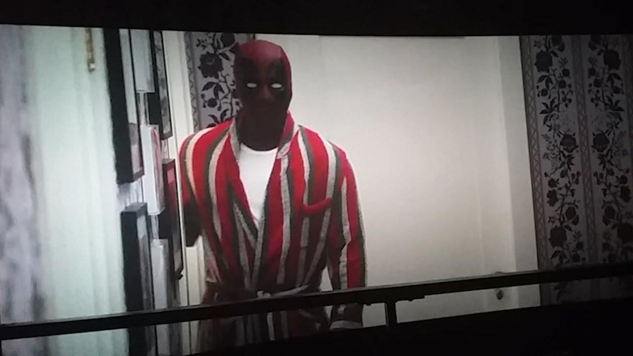 Deadpool After Credits Scene 2016