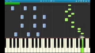 Synthesia 100% - Zooster Breakout - Madagascar - Hans Zimmer