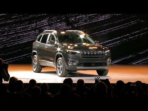 2019 Jeep® Cherokee Reveal Highlights | 2018 NAIAS