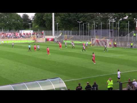 Highlights F95 vs Charleroi