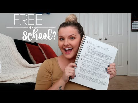 HOW TO GET FREE COLLEGE AS A MILITARY SPOUSE | MyCAA Scholarship