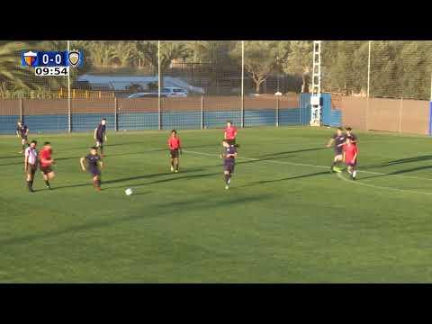 Alliance U16s vs Manises CF | 1st Half