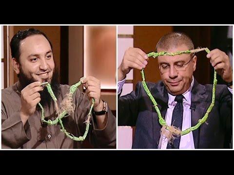 بوضوح - حجاب ليلة الدخلة بـ 1000 جنيه | الشيخ عمرو الليثى يفاجئ عمرو الليثى بحجاب يصدمه على الهواء