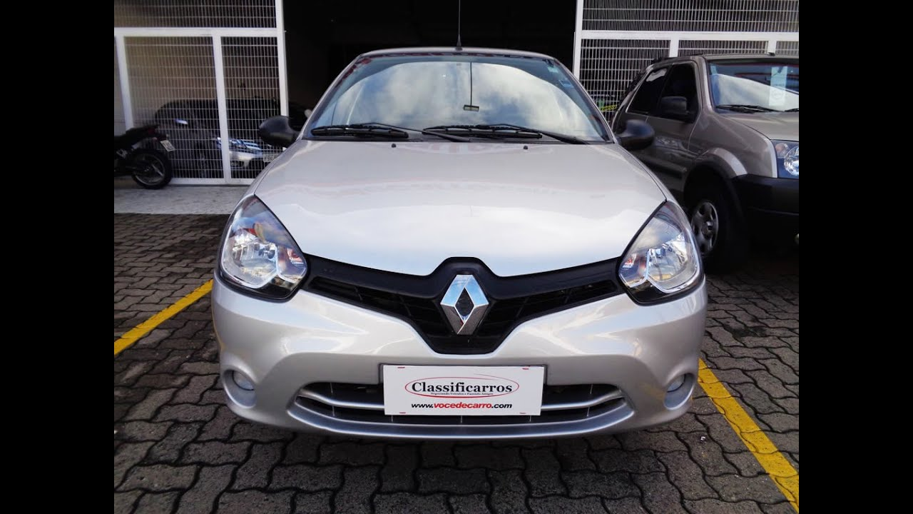Renault Clio Expression 10 16v Flex 2013