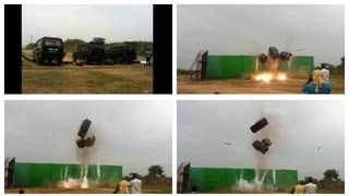 Balupu Climax Fight Scorpio Blasting Scene...