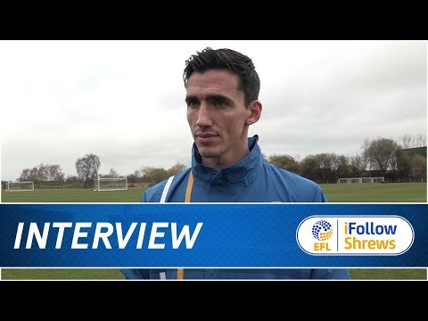iNTERVIEW | Louis Dodds Pre Port Vale - Town TV