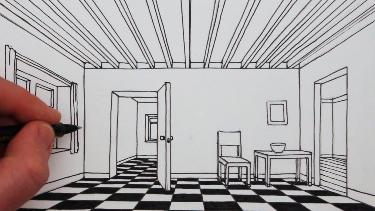 Bedroom Time Lapse Art