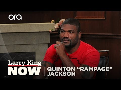 Quinton Rampage Jackson On Leaving The Ufc Working W Dana
