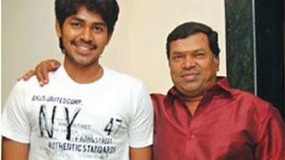 Comedian Mayilsamy's son debuts as hero   New Tamil Cinema