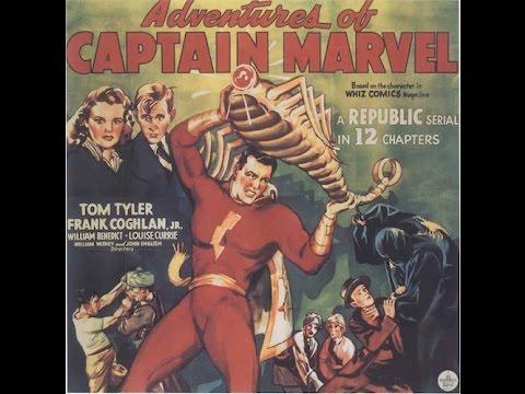 Adventures of Captain Marvel - comics - 1941 - Trailer