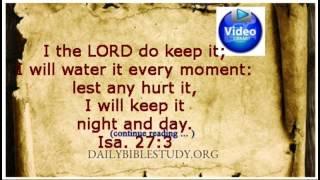 Isaiah 27:03