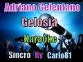 Adriano Celentano Gelosia Karaoke mp3