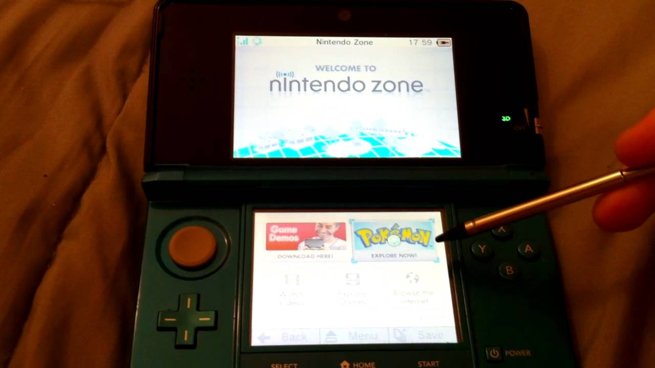 how to connect to nintendo zone