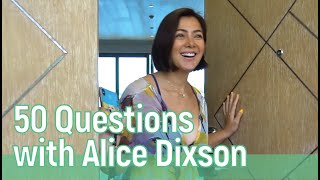 50 Questions with Alice Dixson // Alice Dixson