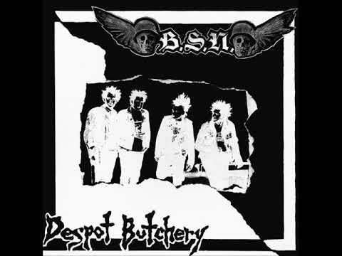 Blood Spit Nights - Despot Butchery (Full Album)