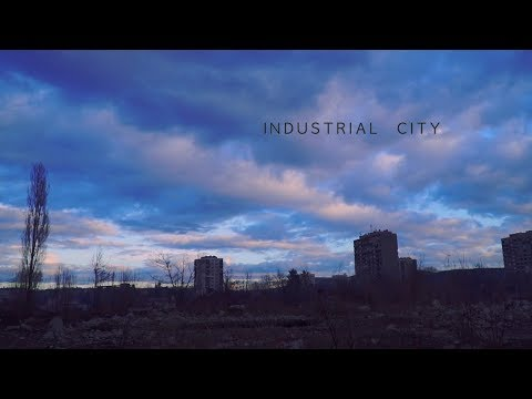 Industrial City | Sony a6300 slow motion