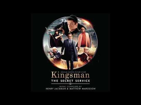 KINGSMAN soundtrack - 'Out of Options' track.