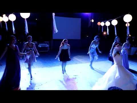 Tamar ve Emrahın Muhteşem Düğün Dansı - Moda Dans ve Spor
