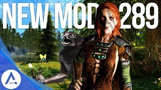 Video 5 Brand New Console Mods 289 - Skyrim Special Edition (PS4/XB1/PC) download MP3, 3GP, MP4, WEBM, AVI, FLV Agustus 2018