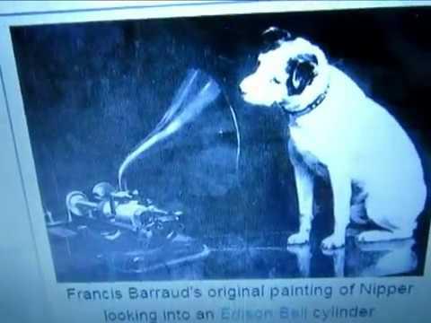 Nipper The Hmv Dog A Brief Biography A Look At A Few Gramophone Books