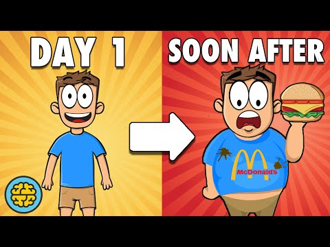 What Happens If You Only Eat McDonald's Every Day?