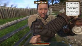 Kingdom Come: Deliverance (PC, with XB1 Controller) - Swordfighting Tutorial
