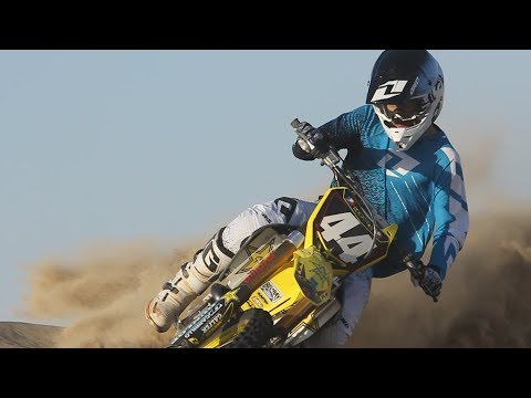 Jason Anderson Rides Octotillo | 2012 (MXPTV)