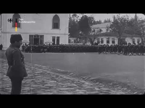 Enver Paşa - Alman Arşivi - 1915