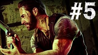 Max Payne 3 - Gameplay Walkthrough - Part 5 - JUST ANOTHER DAY (Xbox 360/PS3/PC) [HD]