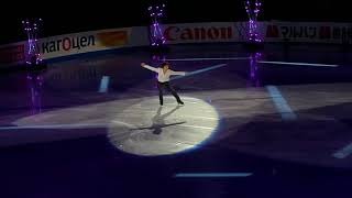 SHOMA UNO GALA EX EXHIBITION - WORLD FIGURE SKATING CHAMPIONSHIPS MILAN 2018