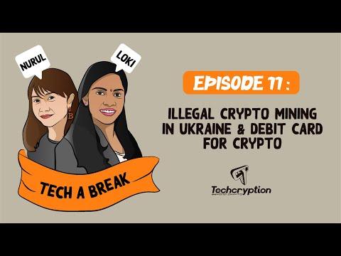 bitcoin mining ukraine