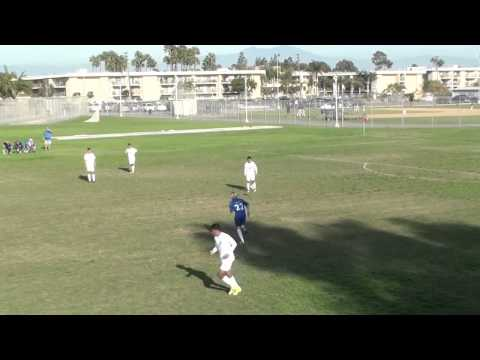 Los Alamitos vs Newport Harbor High School Mens Soccer