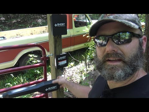 How to install automatic gate opener