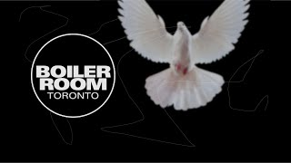 Emissive | Boiler Room Toronto