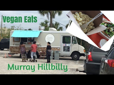 Vegan Eats | Murray Hillbilly Earth Day Celebration | Jacksonville Foodtruck