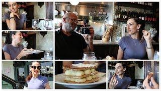 Ланч в Французском Ресторане - Пробуем Салаты - Семейный Влог - Эгине - Heghineh Cooking Show