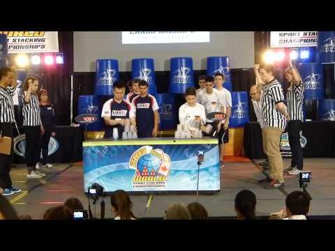 WSSC 2015 - International Challenge - Final: Team Germany Vs. Team USA