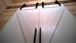 видео автоматические двери здесь