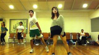 Dasuri Choi Kcc Dance Class: Only Look At Me  Naman Barabwa  나만바라봐 By Taeyang