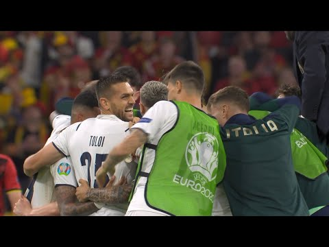 Belgium Italy Goals And Highlights