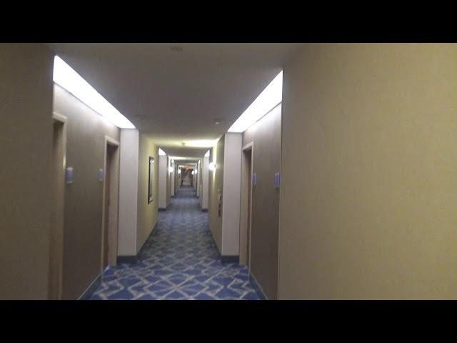 Exploring the 2nd floor of the Hyatt Regency Pittsburgh International Airport
