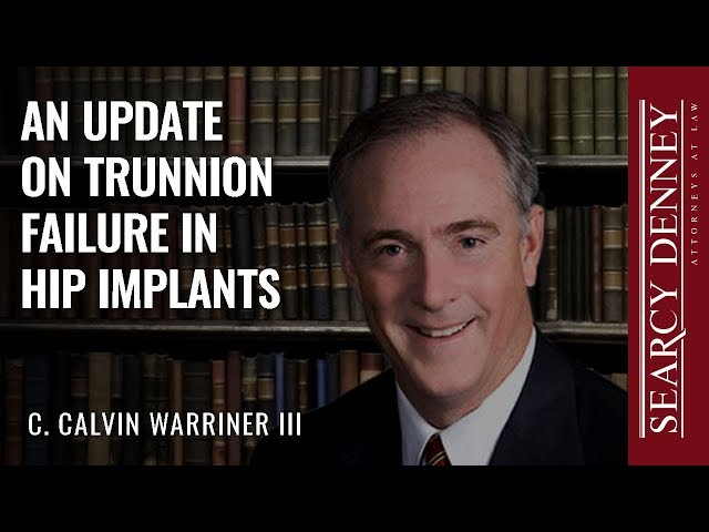 An Update on Trunnion Failure in Hip Implants