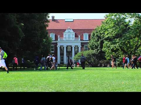 Postcard from Campus: A New Semester