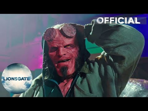 Hellboy - Official Trailer - In Cinemas April 12
